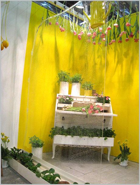 Дизайн интерьера, фитодизайн, растения и цветы в доме